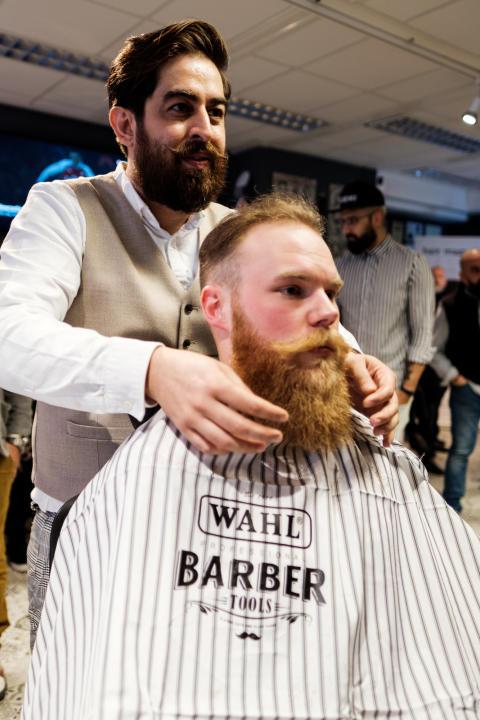 Han är Västkustens bästa barberare!