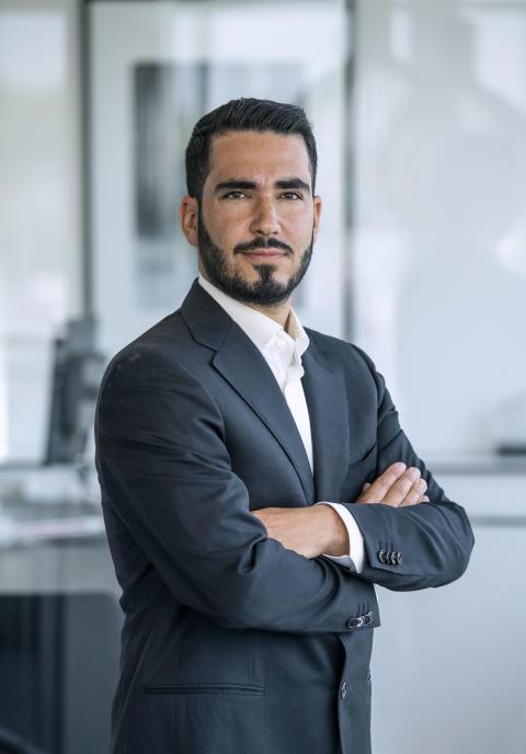 Mani Hemmaty blir operation manager i Logistic Contractors norska och danska dotterbolag.