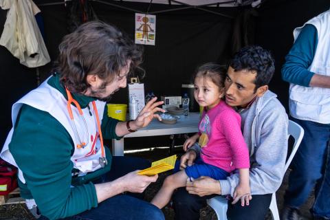 """Grekland: """"Humanitär mekanism"""" för vaccin används för första gången i Europa"""