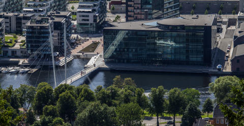 Boligmarkedet i Drammen 2017: Fortsatt stigende boligpriser
