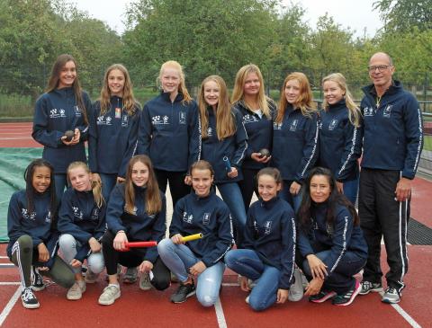 """Schülerinnen vom Norbert-Gymnasium Knechtsteden starten beim Bundesfinale von """"Jugend trainiert für Olympia"""""""