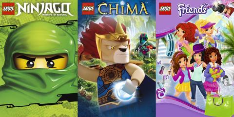 LEGOn maaginen maailma syksyllä Viaplayhin