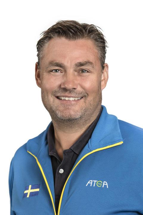 Stefan Ljung, platschef i Östergötland, Atea.