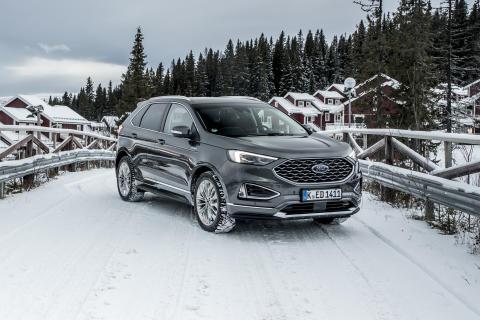 Fords europæiske SUV-salg slår salgsrekord i 2018