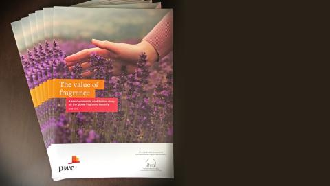 Fragrance makes the difference: new study highlights social and economic value of fragrance industry