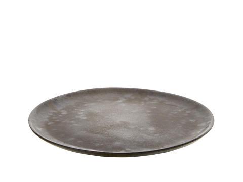 aida - RAW Nordic Brown, frokosttallerken, diameter 23 cm, vejl. pris 119,- DKK