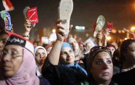 Ödesdag för Egyptens folk