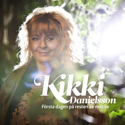 Sverige har väntat i 18 år  - Kikki Danielsson är äntligen tillbaka med nytt soloalbum.