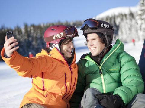 Telenor utvider 4G-dekningen i fjellet til vinterferien
