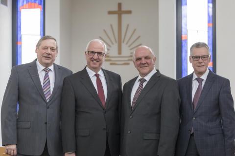 Neuapostolische Kirche wird Gastmitglied der ACK Deutschland