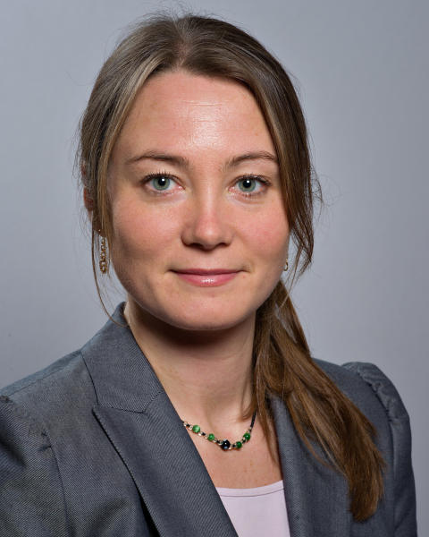 Rebecka Hovenberg (MP)