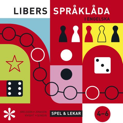 Libers språklåda engelska 4-6 - Spel och lekar