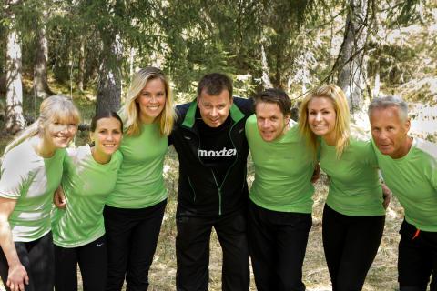 Vi ska bli Sveriges sundaste företag!
