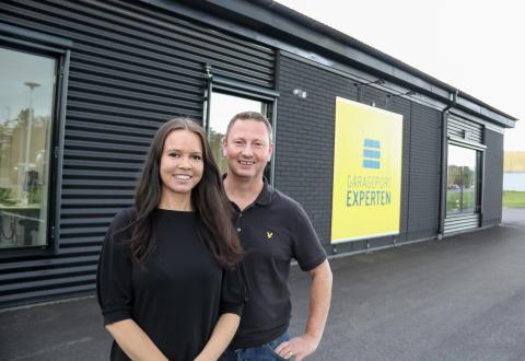 Garageportexperten utökar sin marknadsavdelning med digital kompetens.