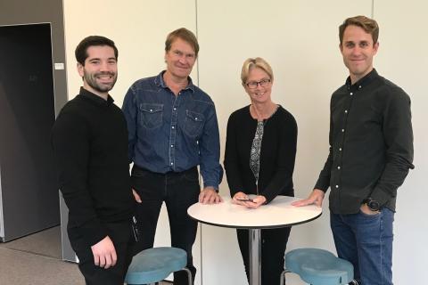 UIC och KI Innovations i nytt samarbete – startup-program för projekt och bolag inom KI