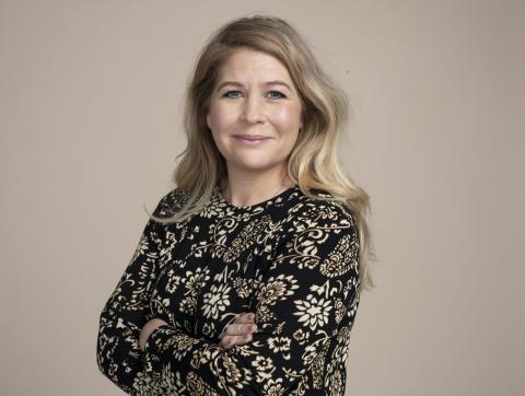 Karin Lindahl klättrar till plats 10 på listan över framtidens kvinnliga ledare