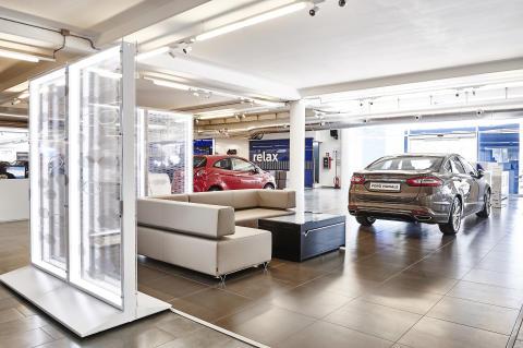 Ford i Genève skal avduke nye Vignale-modeller og enda flere høyytelsesbiler