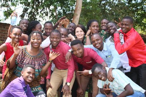 Non-Violence Project Uganda MasterTrainersIvana