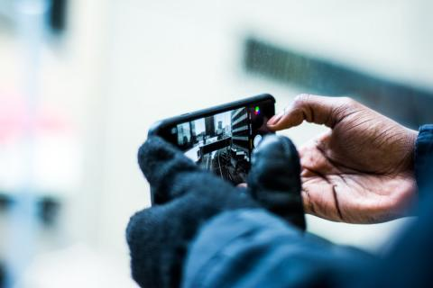 Seven reasons to use images at the site of an accident