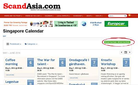 ScandAsia opens up its event calendar