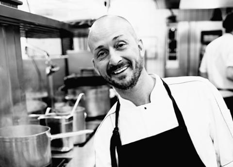Årets Svenska Gastronomiska Hyllning går till Stefano Catenacci