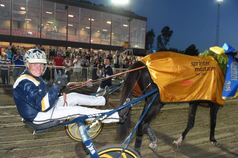 Nuncio vann Sprintermästaren 2015