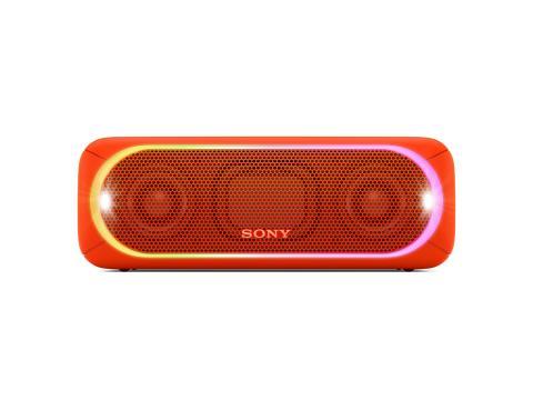 SRS-XB30 von Sony_rot_8