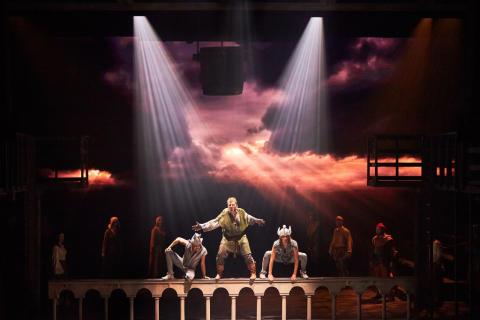 Sverigepremiär för Disneys Ringaren i Notre Dame – musikalen