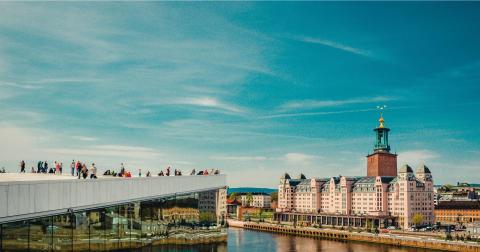 Oslo-Sthlm 2.55 i Arendal: Vi presenterar Skandinaviens mest lönsamma järnvägsprojekt