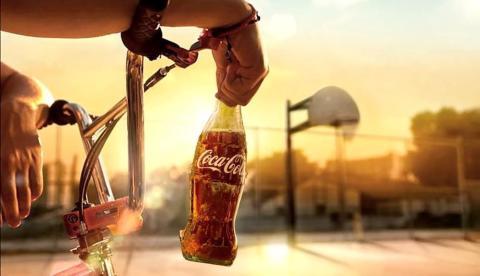 """Coca-Cola tillkännager """"One Brand"""" global marknadsföringsstrategi"""