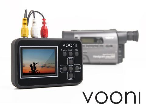 Verdenspremière! Digitalisere videokassettene uten datamaskin!