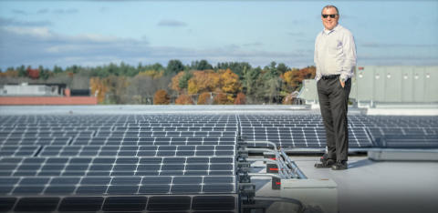 ebm-papst en solenergipionjär i USA
