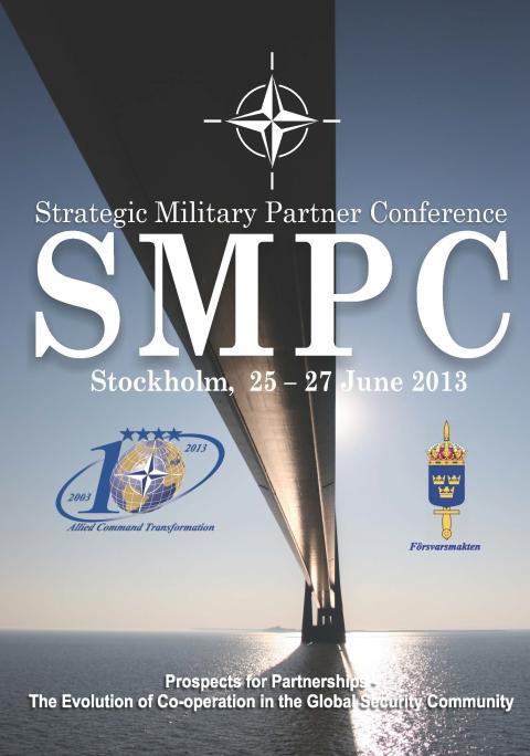 Nato-konferens i Stockholm