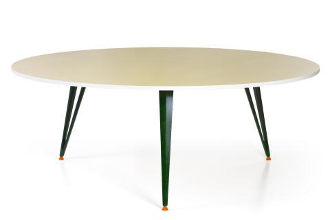 Design S, kategori: Aluminium. Attach table kan få designpris - Nominerad i Design S. Kategori: Aluminium. Visas på ArkDes 11 okt- 27 nov 2016