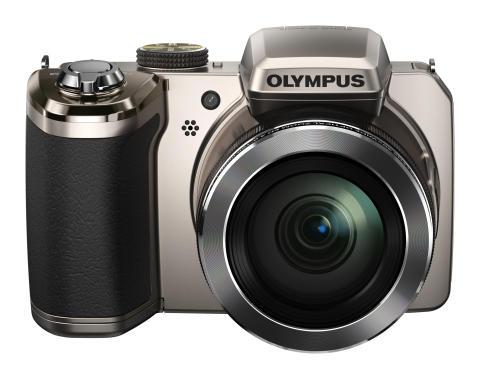 Olympus SP-820UZ med 40x optisk zoom tar ledelsen i ultrazoomklassen