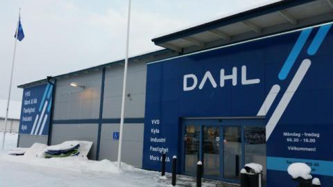 Dahl har öppnat i Norrtälje