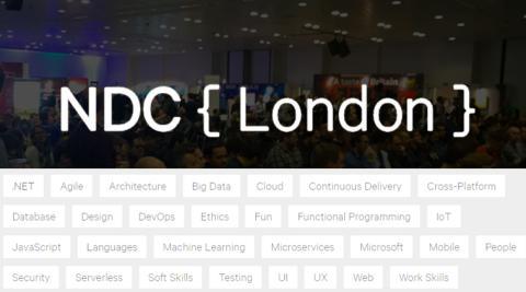 Reisebrev - utviklerkonferansen NDC 2018 i London