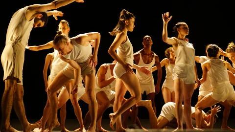 Batsheva Dance Company - Last Work (2)