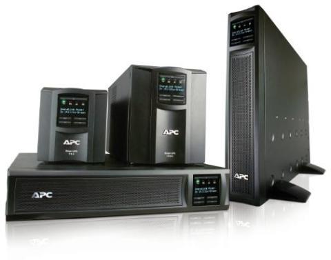 Nya funktioner i APC:s Smart-UPS sparar energi