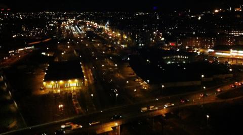 Antalet övernattningar i Linköping ökade under 2012
