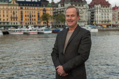 Per Lagergren, styrelseledamot i Praktikertjänst. Leg tandläkare.