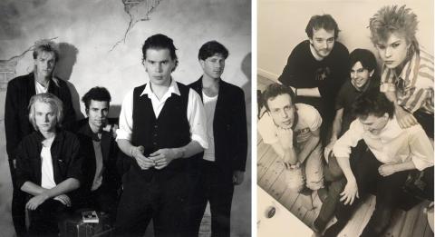 Två legendariska svenska 80-talsband återuppstår för en kväll - SH! och John Lenin live 13-14/12