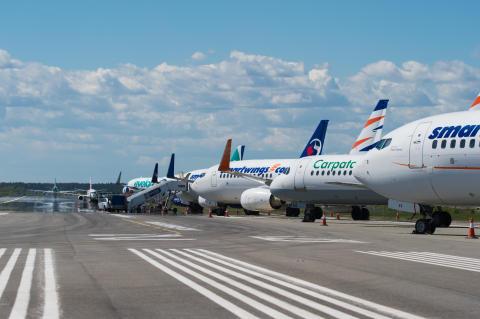 Passenger record at Stockholm Arlanda Airport