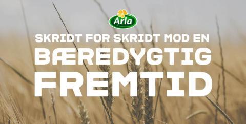 Ny Arla-kampagne: Sådan gør vi mælk mere klimavenligt