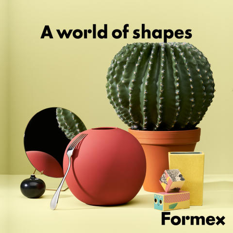 Formex - a world of shapes
