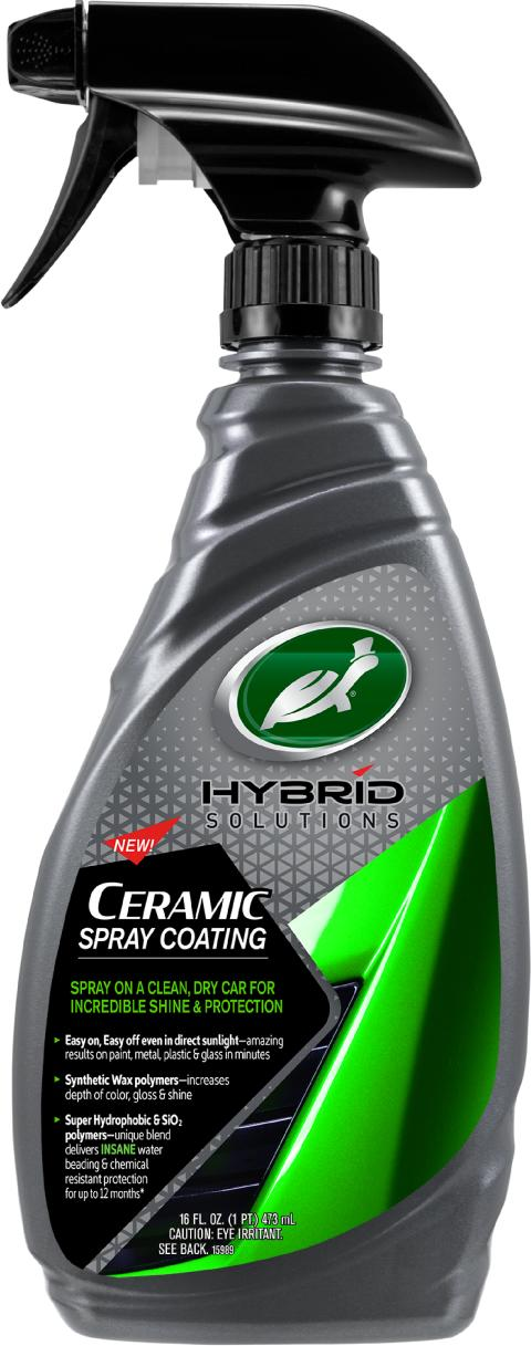 Turtle Wax Hybrid Solution Ceramic Spray Coating