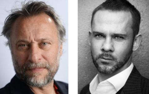 Tv.nu bloggar: Michael Nyqvist och Dominic Monaghan i svensk-amerikansk serie