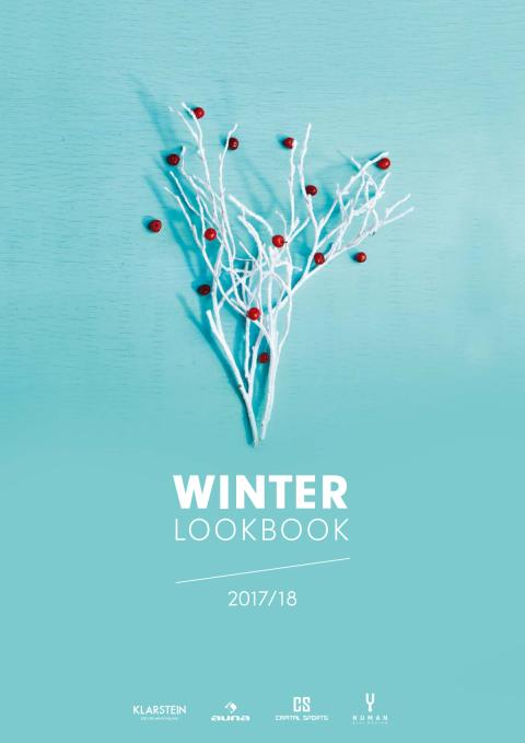 Chal-Tec Winter Lookbook  2017
