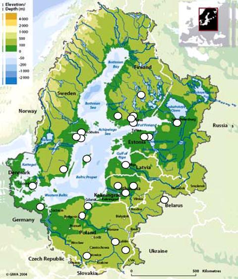Rädda Östersjön – nu på film!