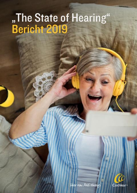 The State of Hearing - Bericht 2019